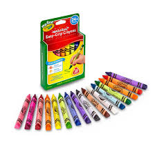 Crayola Bathtub Crayons Collection by My First Crayola