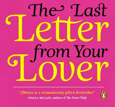 last letter from your lover cover