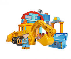 BIG Bloxx Bob The Builder Bob´s Yard - BIG-Bloxx - Toddler - Shop.big.de Fisherprice Bob The Builder Pull Back Trucks Lofty Muck Scoop You Celebrate With Cake Bob The Boy Parties In Builder Toy Collection Cluding Truck Fork Lift And Cement Vehicle Pullback Toy Truck 10 Cm By Mattel Fisherprice The Hazard Dump Diecast Crazy Australian Online Store Talking 2189 Pclick New Or Vehicles 20 Sounds Frictionpowered Amazoncouk Toys Figure Rolley Dizzy Talk Lot 1399