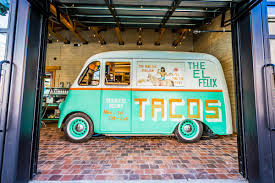 The Braves And Ford Fry's Old-Timey Taco Truck Opening Thursday ...