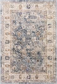 benuta classic teppich yara beige blau 300x400 cm vintage