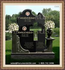 Funny Halloween Tombstones For Sale by Headstones Gravestones Monuments Adrian Michigan Usa