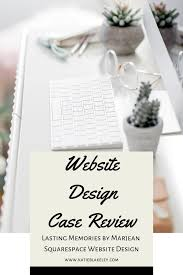100 Memories By Design Website Review Lasting By Marjean Squarespace
