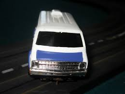 Toy Race Car TYCO US 1 TRUCKING