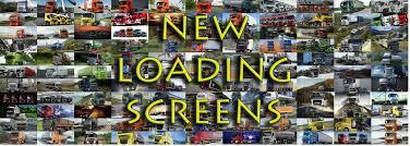 100 Truck Loading Games 250 NEW LOADING SCREENS 133X ETS2 Mods Euro Truck Simulator 2