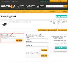 Discount Codes | Mat Shop
