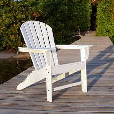 Polywood Rocking Chairs Amazon by Exterior Wooden Bridge With White Paint Polywood Adirondack