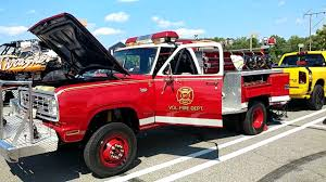 100 1975 Dodge Truck FIRE ENGINE RED DODGE CUSTOM 300 PIERCE FIRE TRUCK YouTube