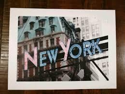 desenio poster new york 30x40cm