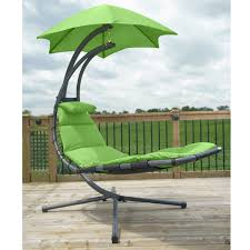 vivere the original dream chair in green apple free shipping