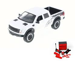 Diecast Car & Mechanic Set Package - Ford F-150 SVT Raptor Pickup ... 132 High Simulation Exquisite Model Toys Double Horses Car Styling Diecast Garage Diorama Package 1979 Ford F150 Custom Pick Free Shipping New Raptor Pickup Truck Alloy Car Toy Atlas Railroad N Blue 2 Atl2942 Shop World Tech 124 Licensed Svt Friction Amazoncom Lindberg 125 Scale Flareside 15 Toy Die Cast And Hot Wheels 2016 From Sort Upc 011543602033 State Dub Ridez 4 Revell 97 Xlt Rmx857215 Hobbies Hobbytown