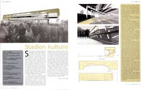 100 Architecture Design Magazine Srdjan Jovanovic Weiss NAO News Publications