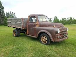 1951 Dodge Pickup For Sale | ClassicCars.com | CC-1171992 1951 Dodge Pickup For Sale Classiccarscom Cc1171992 Truck Indoor Car Covers Formfit Weathertech Original Fargo Styleside With Original Wood Diesel Jobrated Tractor B3 Data Book 34 Ton For Autabuycom 1952 Flathead Six Four Speed Youtube 5 Window Pilothouse Perfect Ratstreet Rod Project Mel Wades M37 Power Wagon Drivgline