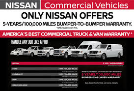 100 Commercial Truck And Van New Nissan Vehicles For Sale Dealer In Franklin