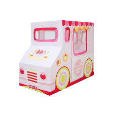 100 Toy Ice Cream Truck Asweets Indoor Canvas Playhouse Play Tent For Kids