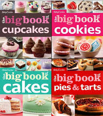 Details About Betty Crocker BIG BOOK OF BAKING Gift Set Cookies Cupcakes Cakes Pies Books 1 4