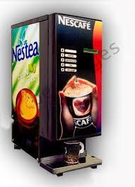 2 Option Nescafe Coffee Vending Machines