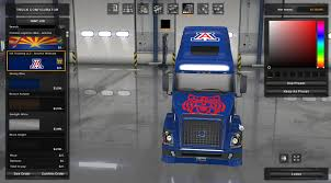 UA Trucking LLC - Arizona Wildcats Skin (Aradeth Volvo VNL670) • ATS ... Hard Truck 2 Similar Games Giant Bomb Download Ats American Simulator Game Euro Truck Simulator Pe Zapada Features Youtube Euro Slow Ride Quarter To Three Forums How May Be The Most Realistic Vr Driving Petion Scs Software On Xbox One 2016 Free Ocean Of