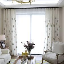 moderne poly baumwollmischung geometrisch beige