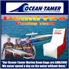 Ocean Tamer Pro Staff The Liquid Fire Fishing Team When