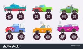 Monster Truck Big Wheels Scary Car Stock Vector (Royalty Free ... Design And Drill Kids Children Child Building Toy Set Monster Truck That Broke World Record Stops In Cortez Taxi Truck Trucks For Video For Furious Android Apps On Google Play Haunted House If Youre Happy And You Know It Learning Colors Numbers Toddlers Kids Monster The Big Chase Trucks Cartoon Video Dan Song Baby Rhymes Videos Youtube Toddler Bed Stair Ernesto Palacio Car Race Racing Toddlers
