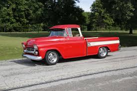 100 Cameo Truck 1958 Chevy Bill John W LMC Life