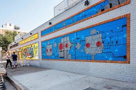 Deep Ellum Murals Address by Art Deep Ellum Art Co