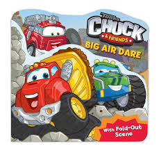 99 Chuck The Talking Truck And Friends Big Air Dare Tonka Friends Tisha