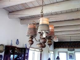 Custom Made Rustic Style Lamp Shade Western Rope