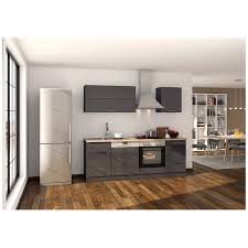 küchen unterschrank 50 maranello 03 anthrazit hochglanz breite 50 cm