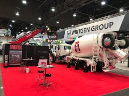 Concrete Truck Suspension Solutions At World Of Concrete