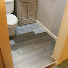 interior ceramic tile flooring with peel and stick vinyl tile