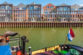100 Contemporary Houses Houses In Dordrecht The Netherlands With Old Tugboat
