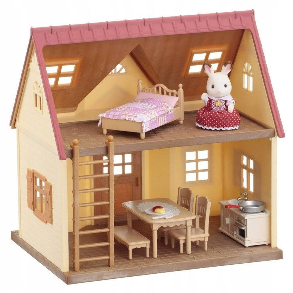 Sylvanian Families Cosy Cottage Starter Home Playset