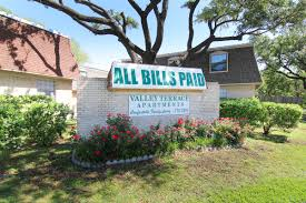 valley terrace apartments waco all bills paid