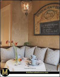 Paris Themed Living Room by Decorating Theme Bedrooms Maries Manor French Cafe Paris Bistro