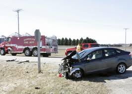 100 Truck Vs Car Collides With Randolph Fire Truck On Way To Fire Regional News