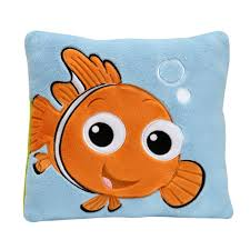 Finding Nemo Baby Bath Set by Disney Baby Finding Nemo Decorative Pillow Toys