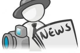 News Reporter Clipart 8