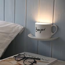 veilleuse pour chambre novelty led mur light rechargeable capteur sonore lumière