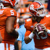 What Brian Kelly said about Trevor Lawrence missing the Notre ...