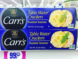 table carr cuisine momeopathy carr s table water crackers in toasted