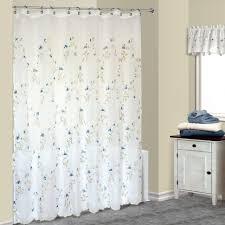 curtains 84 inch shower curtain sheer shower curtain shop eileen