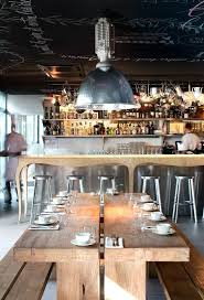 Decorations Rustic Modern Restaurant Decor