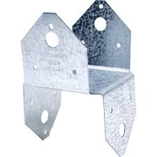 Simpson Strong Tie Ceiling Joist Hangers by Simpson Strong Tie Bc Post Cap And Base Bc4 Do It Best