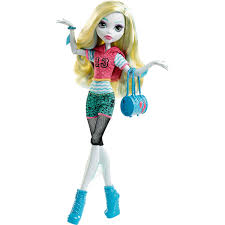 Muñeca Monstruita Monster High York Mattel Muñecas De Monster High