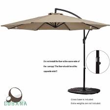 Offset Patio Umbrellas Have Made Life More Convenient And Enjoyable You No Longer To Erect An Expensive Or Bulky Structure Shade From The Sun