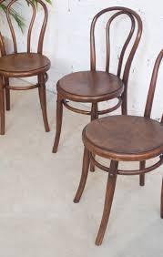 chaises thonet 30s bitro chairs luterma set of 4 arteslonga