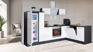 respekta winkelküche küchenzeile küche l form küche eiche