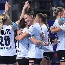 HandballEM Frauen Deutschland Nach Sieg Vs Tschechien In Hauptrunde